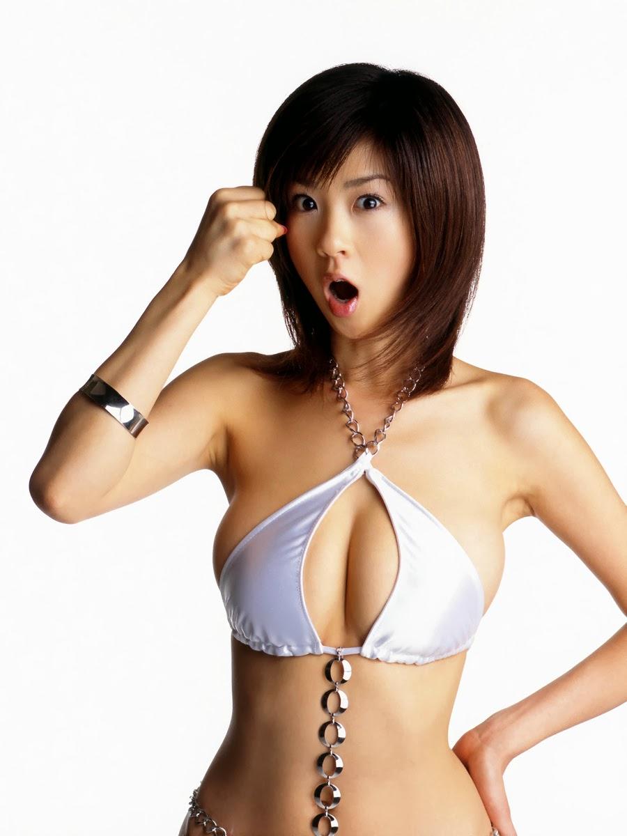 Males Ingat Kumpulan Foto Model Jepang Aki Hoshino Hot Toge Mulus