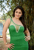 Ankita Sharma Hot photo shoto in Green-thumbnail-5