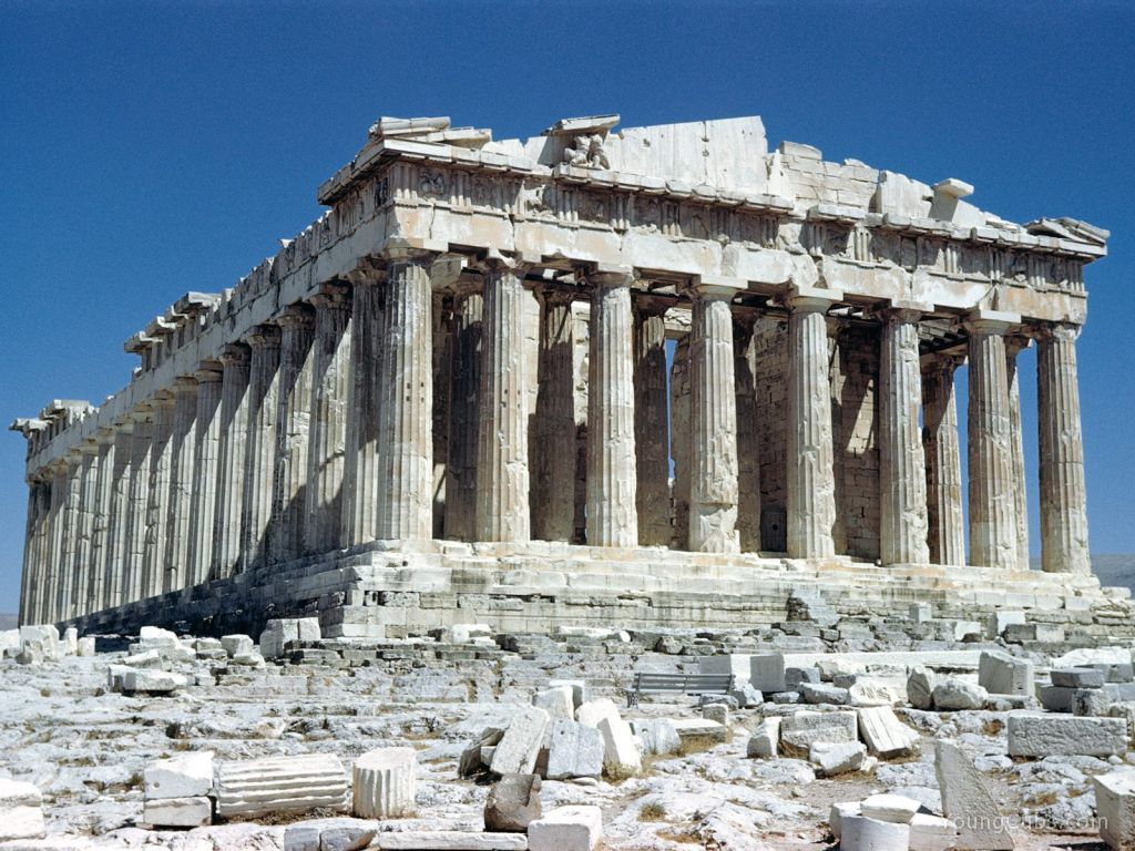 What is the?: What is the acropolis