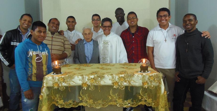 Noviciado Jesús Aníbal Gómez