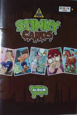 Stinky card album.