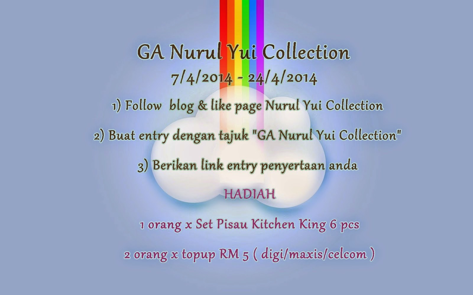 GA Nurul Yui Collection
