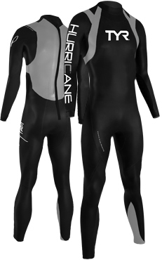 tyr hurricane - pianka pływacka triathlon