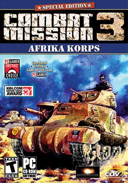 Combat Mission 3 Afrika Korps Game
