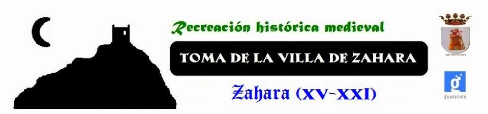 TOMA DE LA VILLA DE ZAHARA