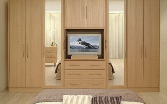 Modern Wall Wardrobe Almirah Designs Magnus Plywood