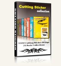 kumpulan desain cutting sticker
