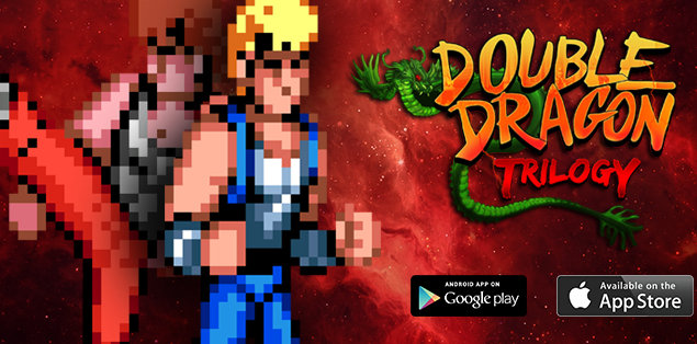 Double Dragon Trilogy v1.4 Apk + Data Full [Atualizado]