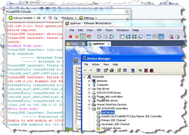Mulai Membuat Driver Windows dengan Visual Studio dan WDK