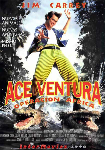 Ace Ventura 1 y 2 [Español de España/V.O.S.E] [HD] [MG]
