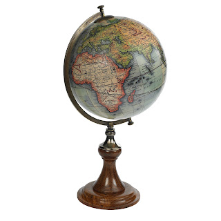 Vaugondy Globe 1745 (replica)