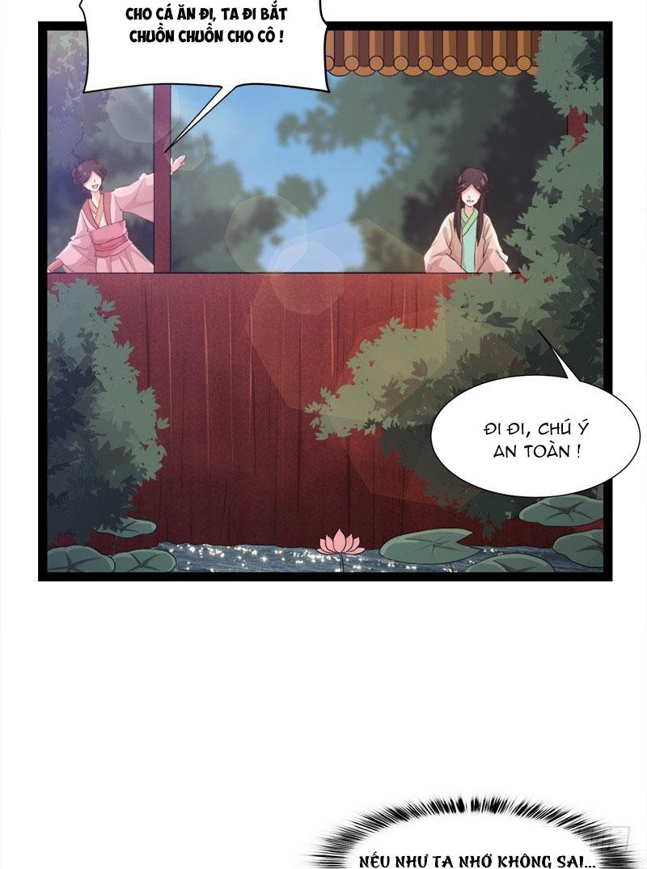 Niết Bàn Chi Phượng Nhan Lâm Ca chap 3 - Trang 18
