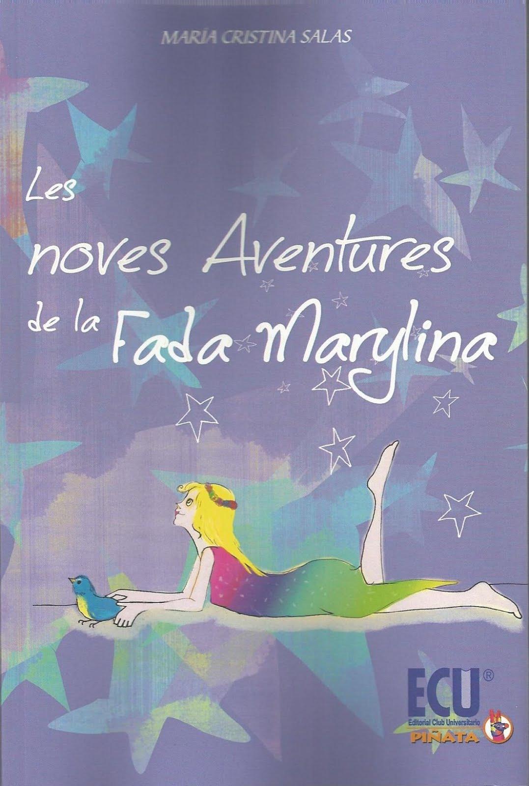 Les noves aventures de la fada Marylina