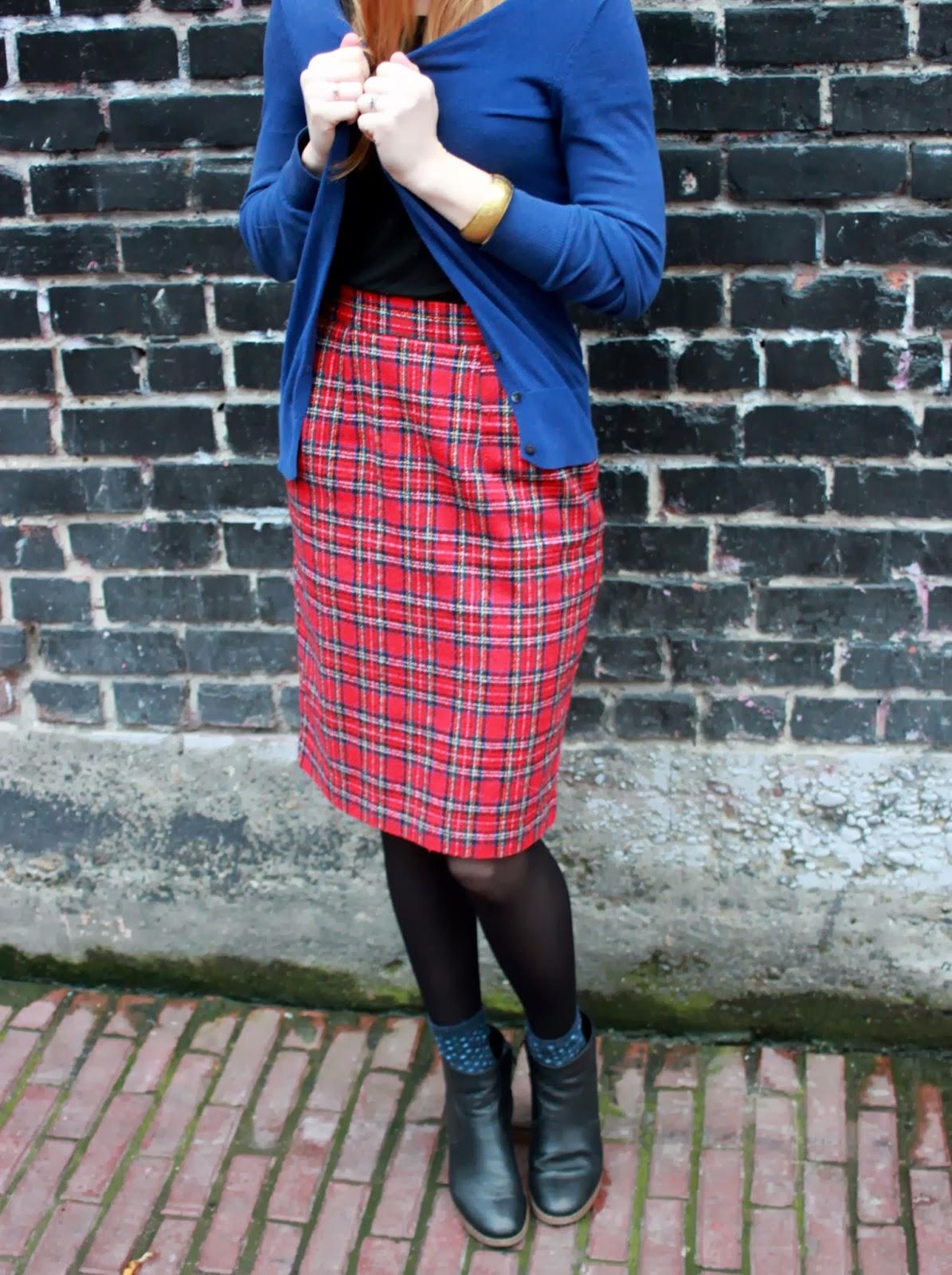 rouge whimsy plaid skirt. Black Bedroom Furniture Sets. Home Design Ideas