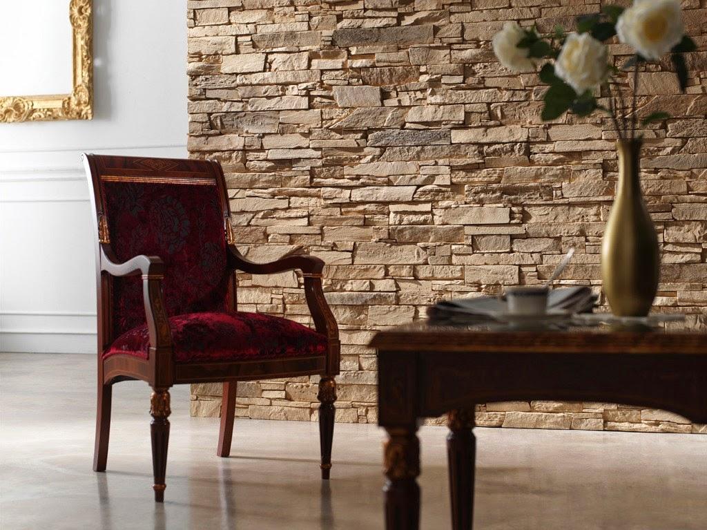 Pavimentos y revestimientos bilbao decorar paredes diferentes acabados - Revestimiento paredes interiores pizarra ...