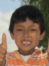 Rodrigo - Bolivia, Age 7