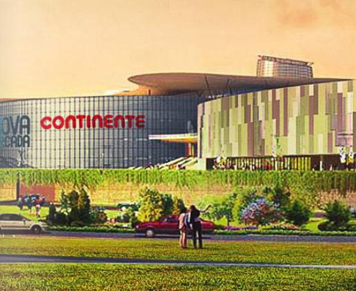Minho: O Centro Comercial Nova Arcada Que Possuirá Uma Loja IKEA Abrirá Já  Em Março De 2016!