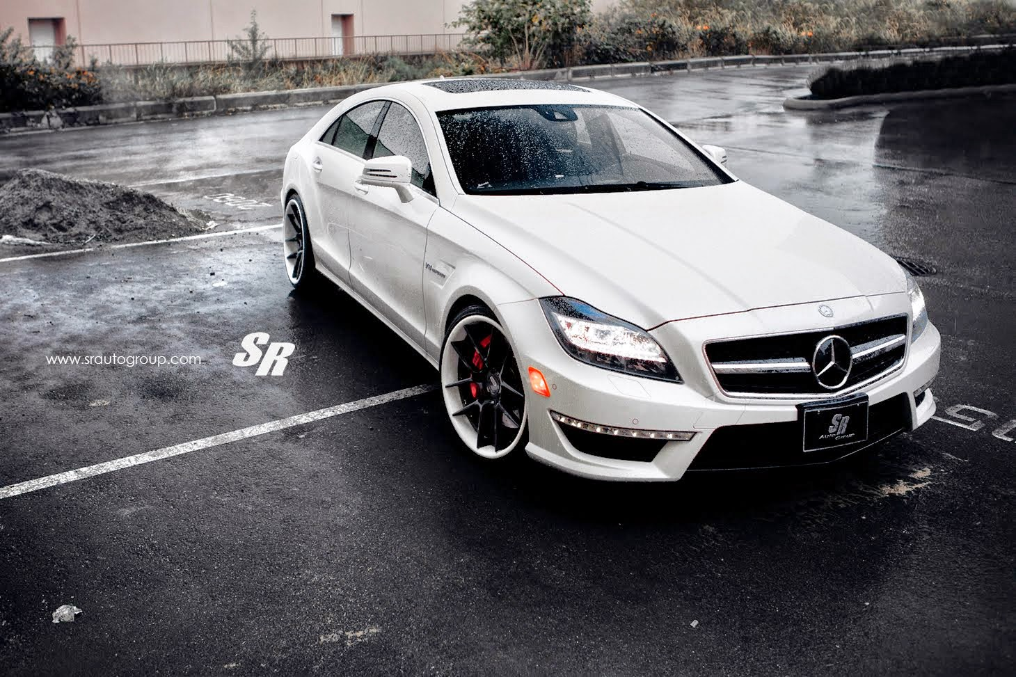 cls63 amg supercharged