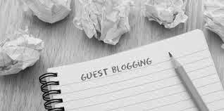 Guest blogging, Blog Post, Backlink