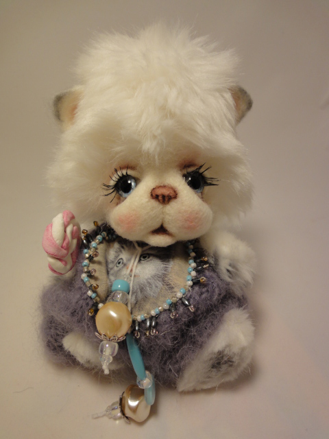 Авторская игрушка Виктории Ивановой (teddy bears by Victoria Ivanova)