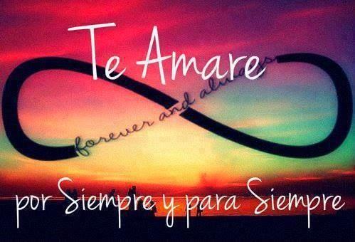 Frases De Amor: Te Amaré Por Siempre