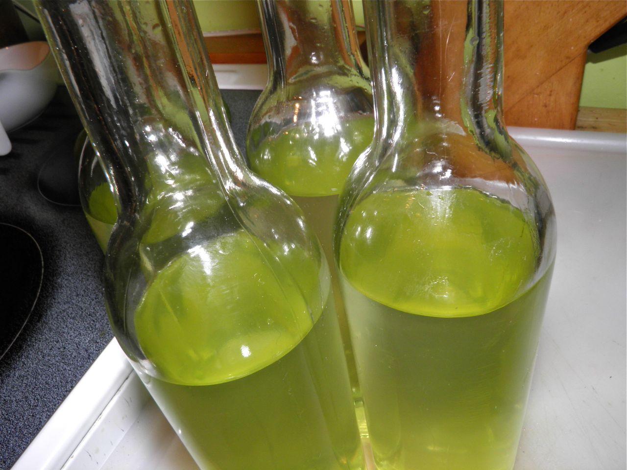 рецепт водки с лаймом данной