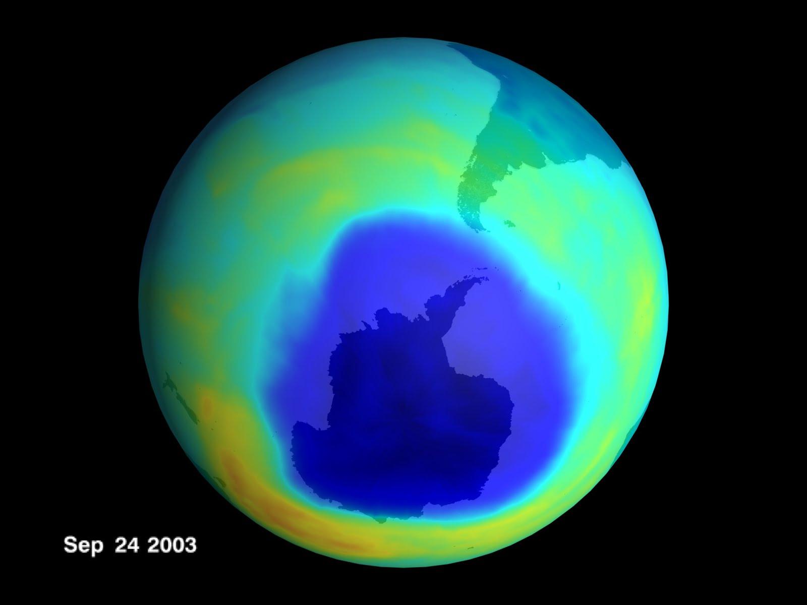 Vigilancia del ozono