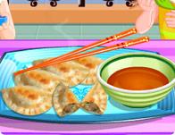 العاب طبخ الزلابية اليابانية
