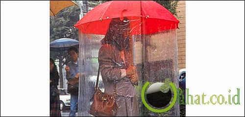 Payung Anti Basah