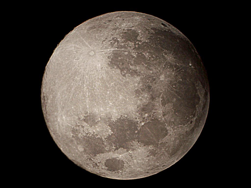 AstroFotoNoticiasGranCanaria Espectacular luna llena de agosto