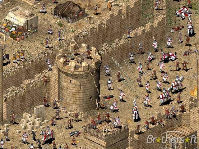 Cheat Stronghold Crusader dengan CE - Caraindra