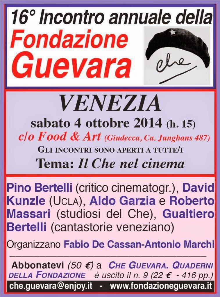 16º Incontro della Fondazione Guevara