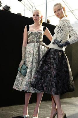 moda vintage feminina