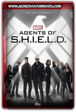 Agentes da S.H.I.E.L.D. 3ª Temporada Torrent (Completa) – WEB-DL 720p Dublado