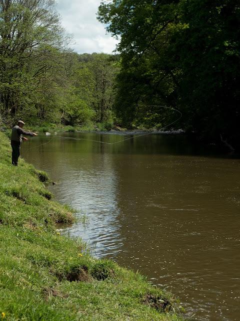 May fishing