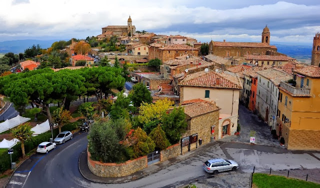 Montalcino, a Charming Hilltown in Southern Tuscany