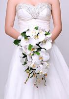 Hoa cưới kiểu thác đổ 6