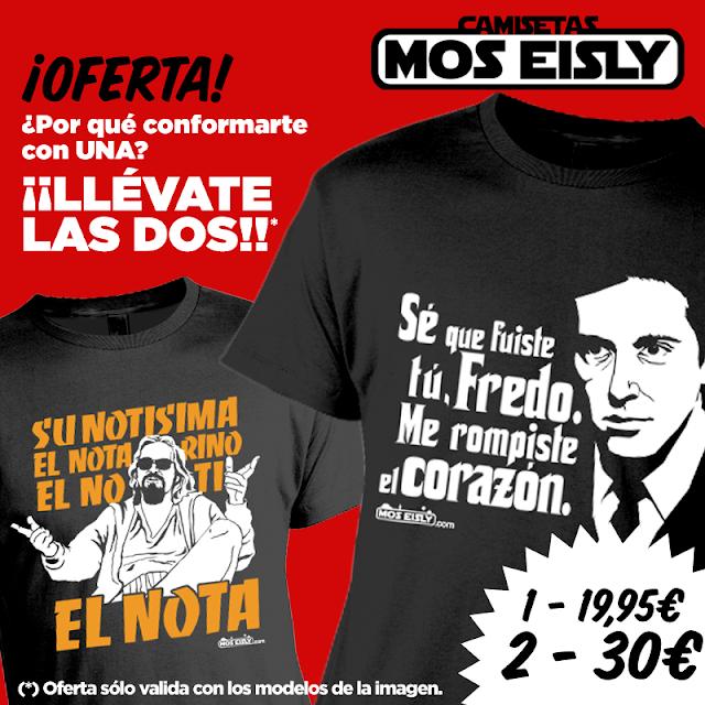 Camisetas Mos Eisly