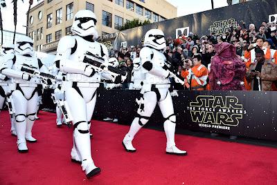'Star Wars: The Force Awakens' World Premiere