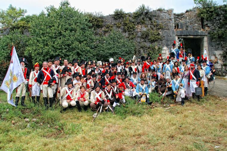 IV Festa Reviu els Setges Napoleònics (2012)