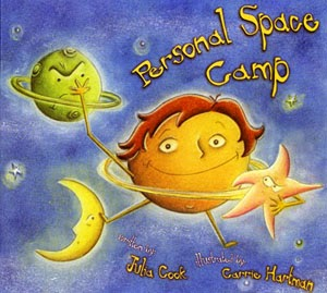 http://www.amazon.com/Personal-Space-Camp-Julia-Cook/dp/1931636877/ref=sr_1_1?ie=UTF8&qid=1396102429&sr=8-1&keywords=personal+space+camp+by+julia+cook