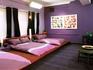 Purple Girls Bedroom Ideas