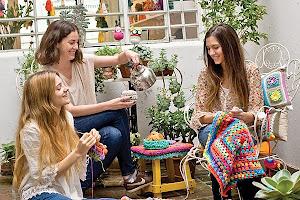 Para leer: El crochet está de moda