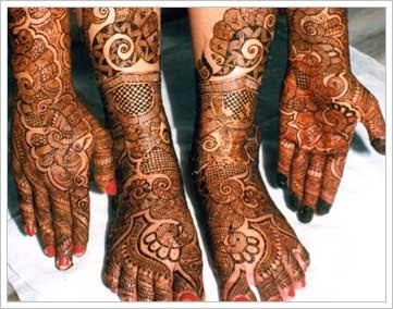 Bridal Mehndi New Latest Design : Latest mehndi design bridal designs pictures