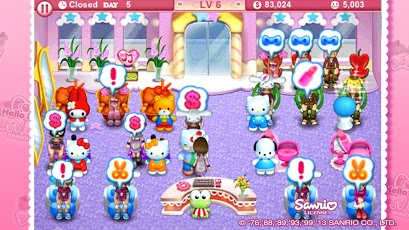 Hello Kitty Seasons Android Game APK FILES™ Full Version 1.0 Mod