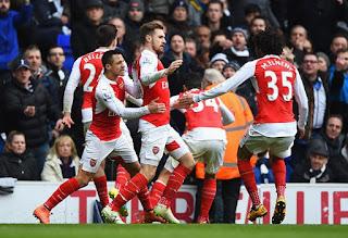 Tottenham 2x2 Arsenal: Empate eletrizante na abertura da rodada da Premier League