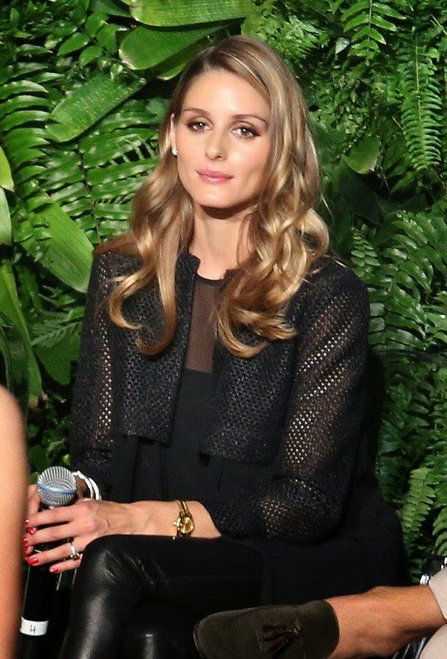 The Olivia Palermo Lookbook Olivia Palermo In Australia