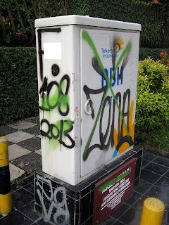Bintaro Vandalisme
