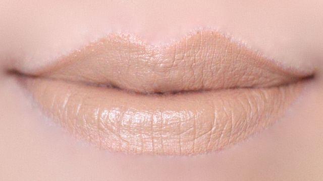 NYX Round Lipstick Rea Swatches