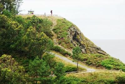 De Viavélez a Porcía, inicio de la ruta